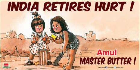 Sachin Tendulkar Retirement Amul