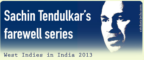India vs West Indies Cricket Series 2013